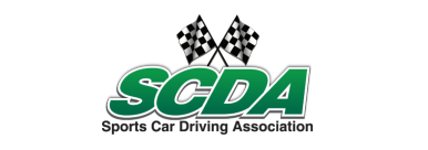 Sports Car Driving Association (SCDA) logo
