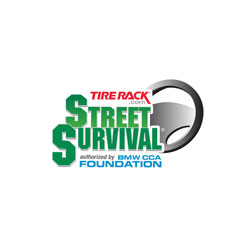 Logo of Tire Rack Street Survival teen driving program
