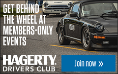 Hagerty Drivers Club makes the experience of owning, driving and loving cars better through discounts, roadside assistance, and more. If you're ready to save money on car stuff and keep pace with car culture, this club was created for you.