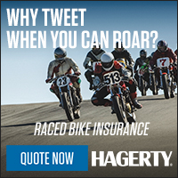 Insurance for your track day or race bike