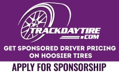 Get Sponsored Driver Pricing on Hoosiers