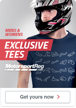 T-shirts for motorsport fans
